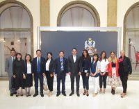 Delegacija Šangaja posetila Gradski centar