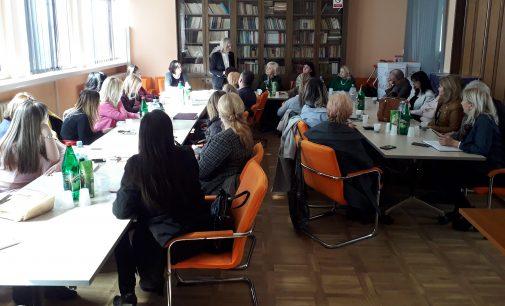 Održan radni sastanak predstavnika GCSR-a, Suda i Tužilaštva
