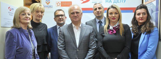 Gradski centar dobio Kol centar i unapređen veb – sajt uz podršku NIS-a i Grada Beograda