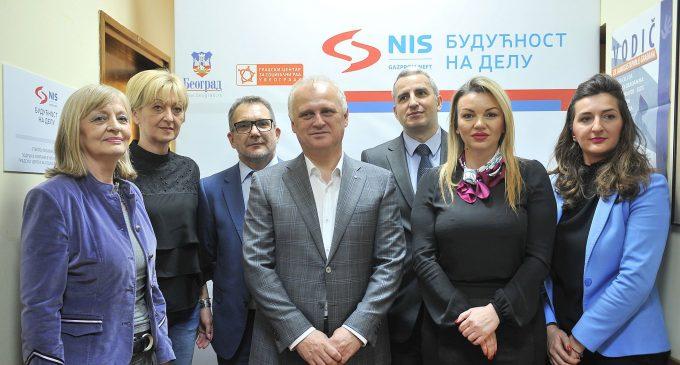 Градски центар добио Кол центар и унапређен веб – сајт уз подршку НИС-а и Града Београда