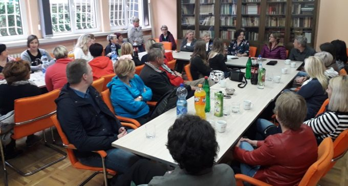 Kолеге из Словеније у посети Градском центру