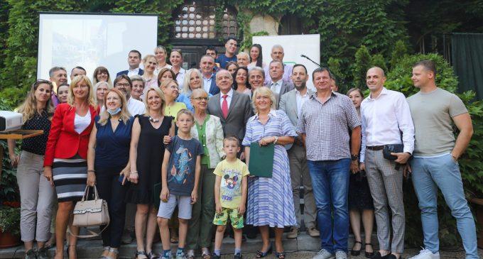 """Одељење Стари град добитник прве награде у акцији """"За зеленији Београд"""""""